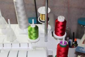 fancy threads